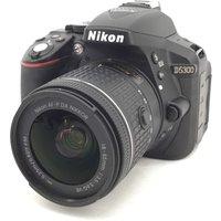 CAMARA DIGITAL REFLEX NIKON D5300+AF