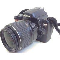 CAMARA DIGITAL REFLEX NIKON D60+AF