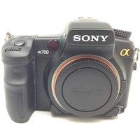 CAMARA DIGITAL REFLEX SONY ALPHA DSLR A700