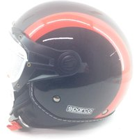 CASCO ABATIBLE SPARCO RIDERS