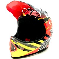 CASCO CICLISMO TROY LEE DESIGNS LOVE HATE