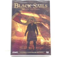 BLACKS SAILS 3 TEMPORADA