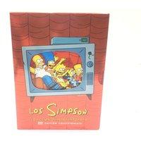 LOS SIMPSONS QUINTA TEMPORADA DVD