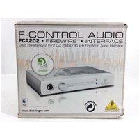 CONTROLADOR MIDI BEHRINGER FCA202
