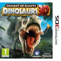 COMBATE DE GIGANTES DINOSAURIOS 3DS