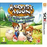 HARVEST MOON EL VALLE PERDIDO 3DS