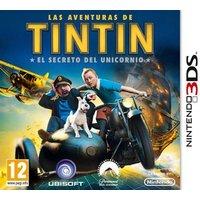 LAS AVENTURAS DE TINTIN EL SECRETO DEL UNICORNIO 3DS