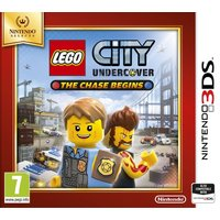 LEGO CITY UNDERCOVER SELECTS 3DS