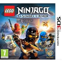 LEGO NINJAGO LA SOMBRA DE RONIN 3DS