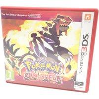 POKEMON RUBI OMEGA 3DS