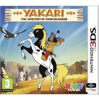 YAKARI THE MYSTERY OF FOUR SEASONS 3DS