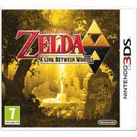 ZELDA A LINK BETWEEN WORLDS SELECTS 3DS