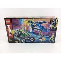 JUEGO DE CONSTRUCCION LEGO 71709 JAY AND LLOYDS
