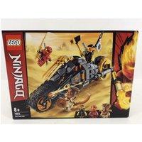 JUEGO DE CONSTRUCCION LEGO 70672 COLES DIRT BIKE
