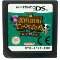 ANIMAL CROSSING WILD WORLD NDS