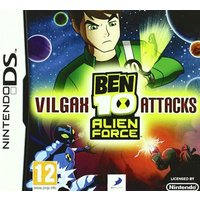 BEN 10 ALIEN FORCE VILGAX ATTACKS NDS