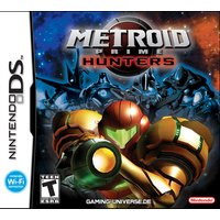 METROID PRIME HUNTERS NDS