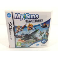 MY SIMS SKY HEROES NDS