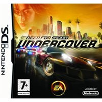 NEED FOR SPEED UNDERCOVER NDS