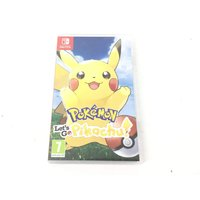 POKEMON LETS GO PIKACHU N