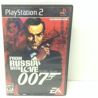 007 AGENT UNDER FIRE PS2
