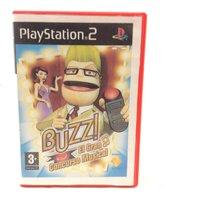 BUZZ EL GRAN CONCURSO MUSICAL PS2
