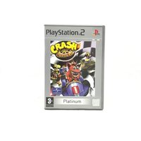CRASH BANDICOOT NITRO KART PLATINUM PS2