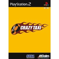 CRAZY TAXI PS2