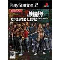 CRIME LIFE GANG WARS PS2
