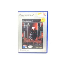 DEVIL MAY CRY PLATINUM PS2