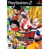 DRAGON BALL Z BUDOKAI TENKAICHI 3 PS2