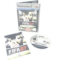 FIFA 07 PLATINUM PS2