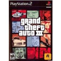 GRAND THEFT AUTO III PS2 VERSION REINO UNIDO
