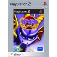LA LEYENDA DE SPYRO ENTER THE DRAGONFLY PS2