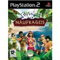 LOS SIMS 2 NAUFRAGOS PS2