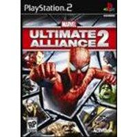 MARVEL ULTIMATE ALLIANCE 2 PS2