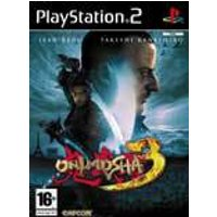ONIMUSHA 3 PS2 VERSION REINO UNIDO