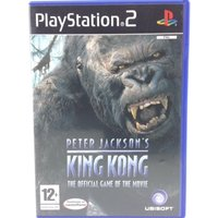 PETER JACKSONS KING KONG PS2