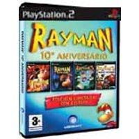 RAYMAN 10 ANIVERSARIO PS2