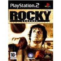 ROCKY LEGENDS PS2