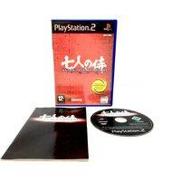 SEVEN SAMURAI PS2