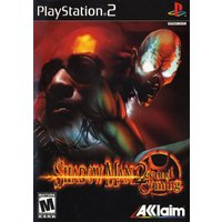 SHADOW MAN 2 SECOND COMING PS2