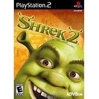 SHREK 2 PS2