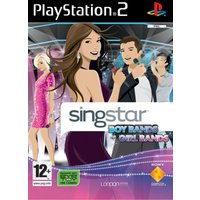 SINGSTAR BOYBANDS VS GIRLBANDS PS2 VERSION REINO UNIDO
