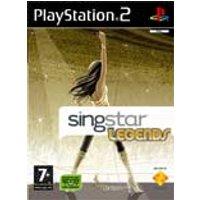 SINGSTAR LEGENDS PS2