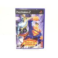 SUPERMAN SOMBRA DE APOKOLIPS PS2