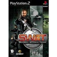 SWAT GST PS2