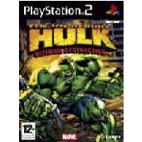 THE INCREDIBLE HULK ULTIMATE DESTRUCTION PS2