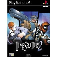 TIMESPLITTERS 2 PS2