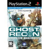 TOM CLANCYS GHOST RECON ADVANCED WARFIGHTER PS2